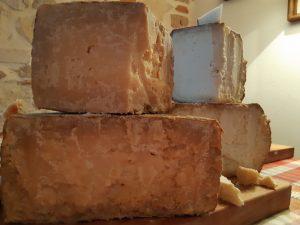 formaggio a pasta cotta