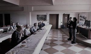 Formazione in azienda vitivinicola